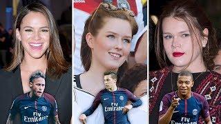 أجمل زوجات أشهر لاعبي باريس سان جيرمان .. جمال غير طبيعي !