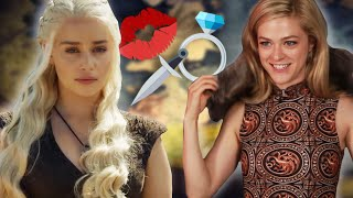 People Play Game Of Thrones F**k, Marry, Kill