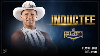 Jeff Jarrett to enter WWE Hall of Fame: WWE Now