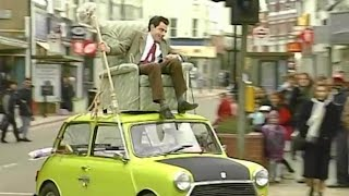 Do-It-Yourself Mr. Bean | episode 9 | Classic Mr. Bean