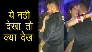 UNSEEN MOMENT Virat Kohli Anushka Sharma Close DANCE