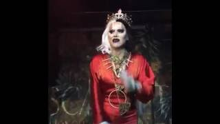 "Sharon Needles defends Alaska Thunderfuck of ""Rupaul"