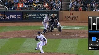 2010 ALDS Gm1: Yankees score four runs in the sixth