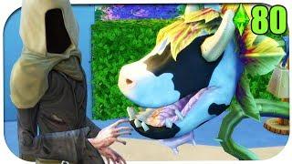Kann die Kuh-Pflanze den Tod verschlucken? ☆ Sims 4