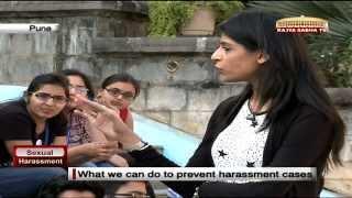 Campus Debate - Sexual harassment & society (MIT, Pune)