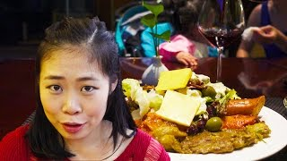 Chinese All You Can Eat Buffets Are FAKE! - We Try A Real One in China
