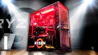 Trying AMD Ryzen