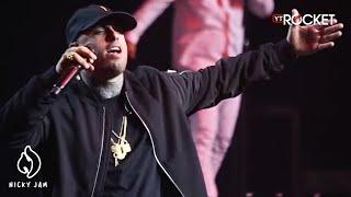 Nicky Jam - Sony wireless Speakers SRS-XB40