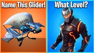 IMPOSSIBLE FORTNITE QUIZ #2 (93% of players won