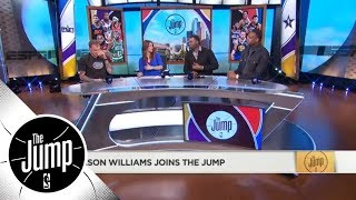 Jason Williams, Tracy McGrady and Stephen Jackson reflect on old-school NBA days | The Jump | ESPN