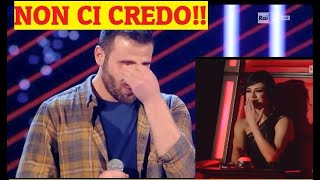 Marvin Gaye - Fabio Degennaro (The Voice of Italy 2016)