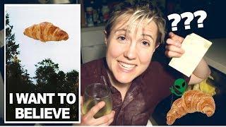 MY DRUNK KITCHEN: Hot Buttery Croissant