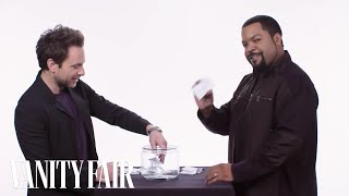 Charlie Day and Ice Cube Trade Children