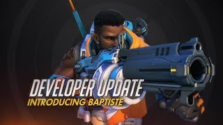 Developer Update | Introducing Baptiste | Overwatch