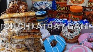 CHEATDAY GAME - 10.000 Kalorien
