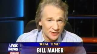Bill Maher kicks whiny Bill OReilly