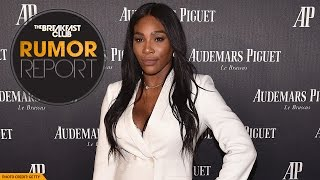Serena Williams Confirms She Is Pregnant