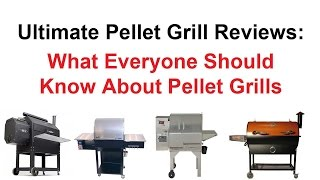 Pellet Grills and the Ultimate Pellet Grill Review
