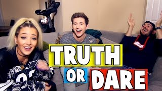 TWISTED TRUTH or DARE w/ JENNA MARBLES & JULIEN SOLOMITA