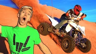 EPIC DIRTBIKE RACE!!