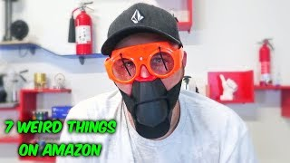 7 Weird Things on Amazon - Part 4