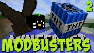 Ertrunken im Nether! - Minecraft ModBusters #2