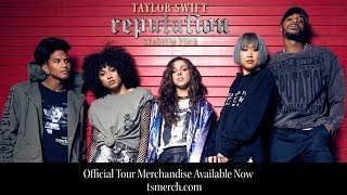 Taylor Swift reputation Stadium Tour - Official Merch