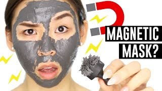 New Magnetic Mask - TINA TRIES IT
