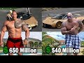 Top 10 Richest Actors in the World ★ 2...