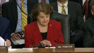 Sen. Feinstein Pushes Atty. Gen. Sessions On His Talks With Trump | Los Angeles Times