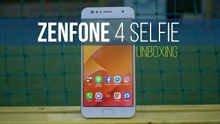 Zenfone 4 Selfie: Unboxing | First Look | Specifications