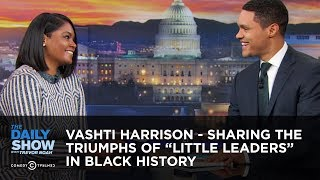 """Vashti Harrison - Sharing the Triumphs of """"Little Leaders"""" in Black History 