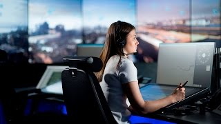 London City Airport and NATS to introduce the UK's first digital air traffic control tower