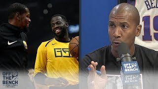 All of the Warriors Handled This Wrong and Then it BLEW UP | Off the Bench