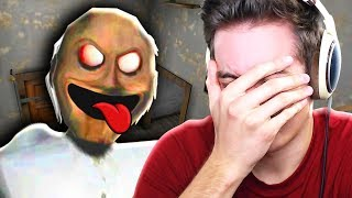 PROBABLY THE BIGGEST FAIL EVER | GRANNY (Horror Mobile Game)
