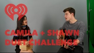 Shawn Mendes & Camila Cabello Duet - Mashup Songs | Artist Challenge