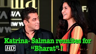 "Will Katrina- Salman reunites for ""Bharat""- Director Clarifies"