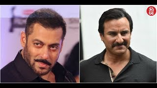 Saif Ali Khan On Salman Khan Been Chosen For