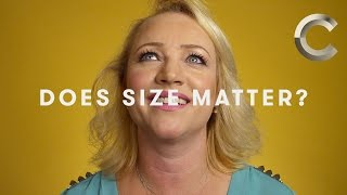 One Word | Does size matter | Women