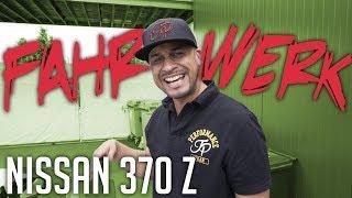 JP Performance - Nissan 370 Z Fahrwerk