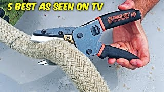 5 Best As Seen On TV Gadgets Put to the Test