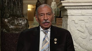 Rep. John Conyers: Why I Am Suing President Trump
