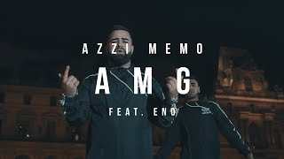 Azzi Memo - AMG ft. Eno (prod. von Lucry) [Official HD Video]