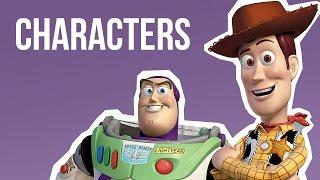 Pixar Storytelling Rules #2: Characters
