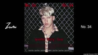 Zauntee - No. 34 (Official Audio)