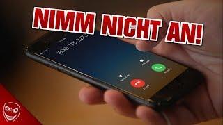 Geh nicht ran, wenn dich Nachts jemand anruft! Selbst wenn du die Nummer kennst...