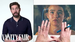 John Krasinski Breaks Down A Quiet Place