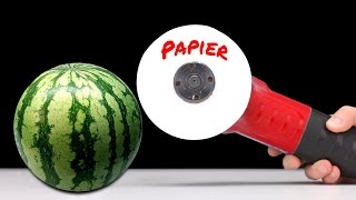 Was kann man mit Papier alles schneiden? EXPERIMENT