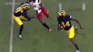 Kareem Walker Highlights - Michigan Signing Day 2016 - Geeky Vids ...