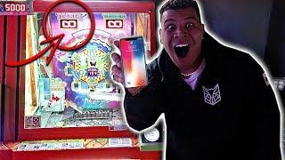 I Won an iPhone X From 200,000 Arcade Tickets (MEGA JACKPOT WIN)